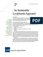 Sustainable-Livelihoods-Approach