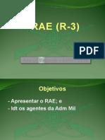 RAE (R-3) - EIPOT 2014