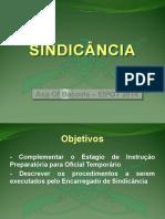 Sindicancia - EIPOT 2014