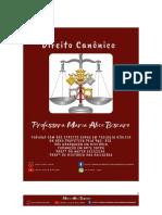 Apostila Direito Canônico 2020