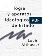 Althuser, Louis - Ideologia y aparatos ideologicos de Estado