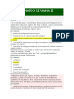 CUESTIONARIO SEMANA II