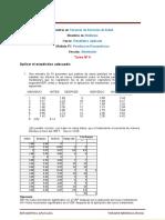 Tarea 4- Estadistica - Pruebas No paramétricas
