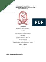 tarea formativa Procesal penal lll