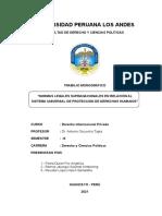 FORMATO DE TRABAJO MONOGRÁFICO- privado . comites de la ONU