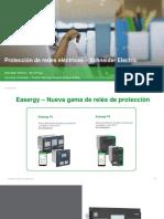 Presentación - Easergy P3- P5