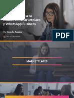 Copia de WorkShop Marketplace by Cami Aquino