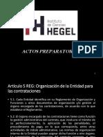 Diapositivas ACTOS PREPARATORIOS Sept 2020