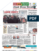 Portland Press Herald 3-26-11