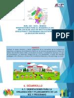 DIRECTIVA  AÑO ESCOLAR 2020-RVM 220-2019-MINEDU