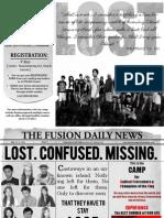 Fusion CAMP R.O.C.K Brochure