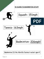Petes-Badminton-Guide