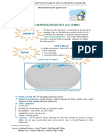 10. Zona rece - material informativ si schema lectiei
