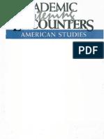 Academic Listening Encounters American Studies Student Audio CD