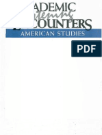 Academic Listening Encounters American Studies Student Audio CD