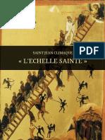 Saint Jean Climaque - L'échelle sainte