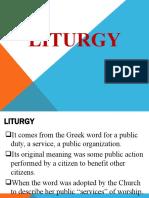 A-liturgy