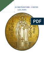 Saint Jean Chrysostome - Juden Raus