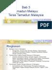 Bab 3 Tamadun Melayu ika