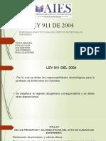 LEY 911 DE 2004 (1)