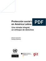 Libro Proteccion Social ALC CEPAL 2011