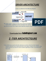 Client-Server-Architecture-for-DOT-NET