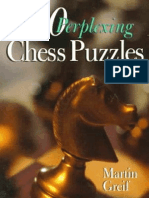 Chess clock competitive games martin greif 200 perplexing chess puzzles fandeluxe Image collections
