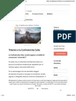 Leone Michele - Tritemio e la Confraternita Celta