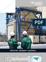 Diverter Damper Systems