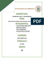 grupo#A RESOLUCIÓN DE TRIÁNGULOS RECTÁNGULOS Y OBLICUÁNGULOS