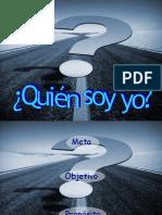 Predicacion Viento Fresco - Quien Soy Yo