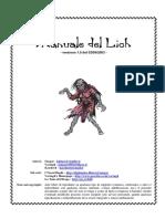 [D&D 2.0 - Ita] - Manuale dei Lich