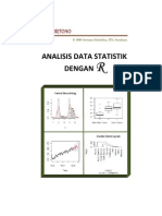 Analisa data statistik dengan R