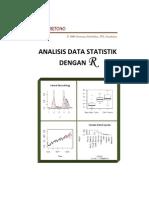 Analisa data statistik dengan R