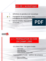 2-Propagation Du Son