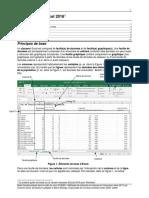 Introduction à Excel 2016