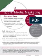 Advanced Social Media Marketing Masterclass in Dubai