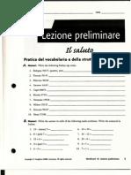 Italian Workbook