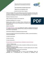 Protocolo Terapia Ocupacional Na Reabilitação Visual