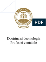 DOCTRINA SI  DEONTOLOGIE M Toma