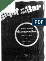 Eight To The Bar - Frank Paparelli