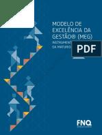 FNQ - MEG - Instrumento de Avaliação Da Maturidade de Gestão - 21ª Ed