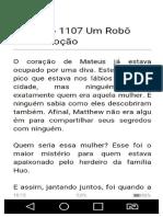 3 Tire Meu Fôlego Capítulos 1107 Ao 1476 - FIM