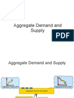Aggregate Demand and Supply (1)