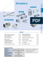 SMC Air Cylinder Catalog - นิวเมติก.com