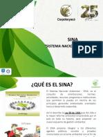 SINA - COMPONENTES - CONTEXTO GENERAL CORPOBOYACÁ