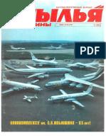 revista Civilavia 1998-03 Rusia