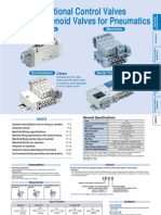SMC Solenoid Valves Catalog - นิวเมติก.com