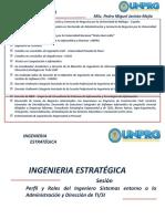 Perfil de Ingeniero de Sistemas