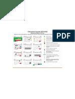 Calendario escolar Estado de México 2021-2022 en PDF